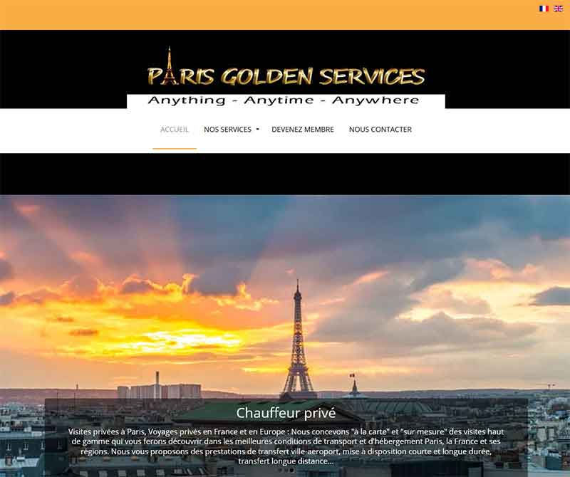 Paris Golden Services www.parisgoldenservices.com